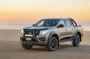 Обновленный пикап Nissan Frontier/Navara появится в сентябре 2020