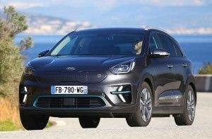 KIA может запустить в Европе производство своих электромобилей