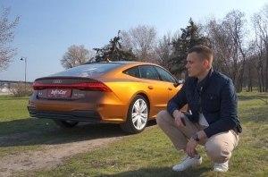 Тест-драйв Audi A7 Sportback 2019. Больше вопросов чем ответов...