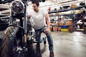От Ducati до Arch Motorcycles: Киану Ривз рассказал про свои мотоциклы