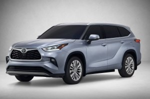 Новый внедорожник Toyota Highlander 2020: дизайн RAV4 и гибридный мотор