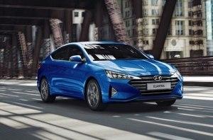Обновленная Hyundai Elantra поступила в продажу в «Паритете»