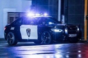 BMW представил полицейскую версию «заряженного» купе M2