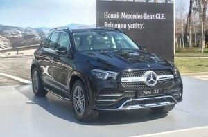 Mercedes-Benz GLE 2019 уже в Украине: цены, моторы, комплектации