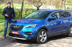 Тестируем Grandland X. Opel, ты вернулся!