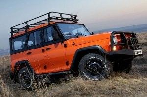 УАЗ объявил ценник спецверсии Hunter