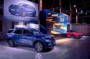 Компанія Ford представляє нову лінійку електрифікованих автомобілів у рамках заходу «Go Further» в Амстердамі