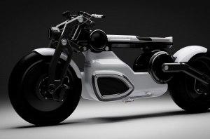 Curtiss Motorcycles озвучила цену на свой электрический байк Zeus