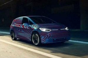 Volkswagen объявил старт приема заказов на совершенно новую модель ID.3