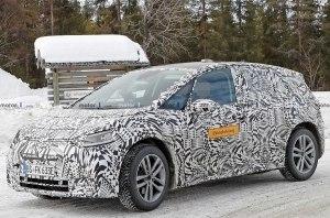 Появились снимки нового электрохэтчбека VW I.D. Neo