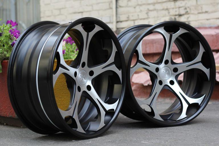 Колесные диски для авто в Тюмени