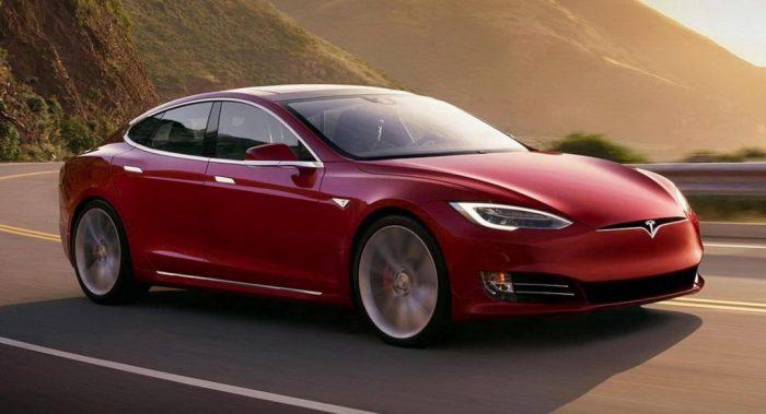 Сервисный центр, специализирующийся на автомобилях Tesla